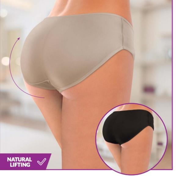 7ef0bbdc153 Round Butt Lift Padded Underwear Panty Shaper